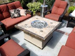 mediterranean outdoor furniture. Firepits By Surrounding Elements - Backyard Patio Furniture, Outdoor Custom Mosaic Tables, Firepits, Chairs Mediterranean Furniture