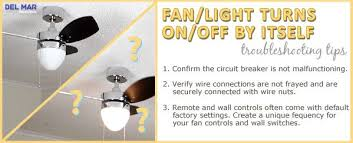 light turning on and off by itself issue troubleshooting tips