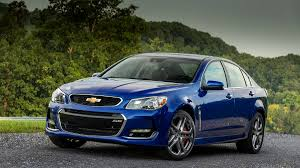 Chevy SS sedan gets the lightest of updates for 2016 | Autoweek