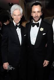 Tom ford premiered online the following day, along with the rest of magna carta holy grail upon its release to samsung smartphone owners. On Tom Ford And Longtime Partner Richard Buckley S First Date 24 Years Ago Ford Predicted He Would Be A Millionaire Designer Popsugar Fashion