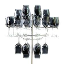 wine and glass rack chandelier tabletop wine glass rack wine glass rack height