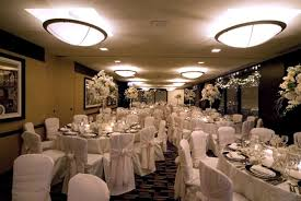 Custom Fine Dining Interior Design for Private Events of The Signature Room  at 95th Restaurant,
