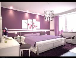 Purple Paint For Bedrooms Purple Color Bedroom