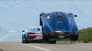 Forza horizon 4 drag race: Koenigsegg Regera Vs Bugatti Chiron Vs Koenigsegg Agera Vs Koenigsegg On Koenigsegg Bugatti Chiron Bugatti