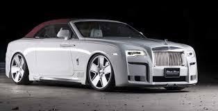 Wald Rolls Royce Dawn Wheels