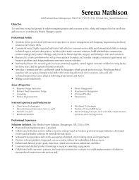 Hospital Supervisor Resume Resume Housekeeping Supervisor Resume 21
