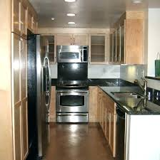 galley kitchen remodel ideas small galley kitchen design layouts remodel ideas floor plans average cost of