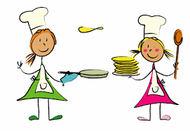 Výsledok vyhľadávania obrázkov pre dopyt kreslené kuchárka