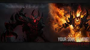 pictures dota 2 shadow fiend demons monsters fantasy games flame