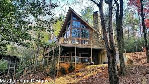 a frame house plans with walkout basement rustic mountain home plans a frame cabin home plans