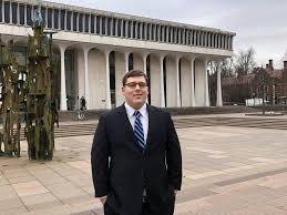 Michael Wisner Princeton Senior Wisner Receives Rangel Fellowship For Graduate