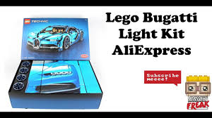 Lego Bugatti Chiron Light Kit Installation Lego Bugatti 42083 Led Light Kit