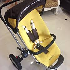 quinny buzz stroller with new canvas
