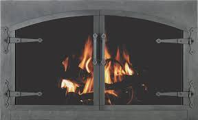 fireplace screen stollfireplace 26 cabinet doors