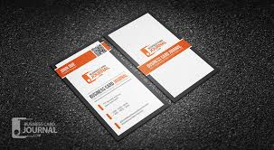 Free Professional Qr Code Business Card Template