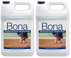 bona hardwood floor cleaner refill 128oz 2 pack