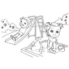 Free Catholic Coloring Pages Also Playground Coloring Pages Rules