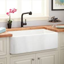sinks white a front sink fireclay farmhouse modern home minimalist room interesting