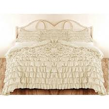epic cream ruffle bedding 72 with additional duvet covers with cream ruffle bedding