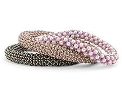 Seed Bead Patterns Stunning Chenille Stitch Bangle Seed Bead Pattern Lima Beads