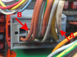 citroen c adding daytime running lights drl to a citroen c drl relay wiring points jpg