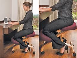 alluring ergonomic kneeling office chairs ergonomic kneeling chair i tried one back in the 80s or early