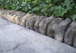 bradstone ancestry rustic edging stones