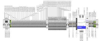 terminal block wiring diagram the wiring diagram plc training stations block diagram · telephone terminal block wiring