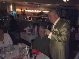 micheal leonetti serenades patrons jan 3 2018 at my mother s house the