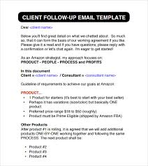 How To Format A Follow Up Email Korest Jovenesambientecas Co