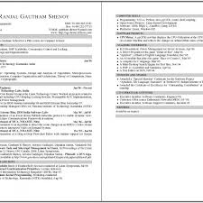 Two Page Resume Format Delectable 288 Page Resume Format Example Template Examples Resumes Two With 288