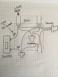 how to replace a single pole light switch current wiring diagram how to replace a single pole light switch