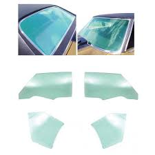 1969 chevelle 2 door coupe glass kit tinted