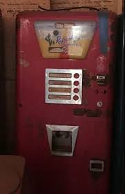 1950'S Vending Machine Extraordinary For Sale In The Shop Southern Vending Restoration Sales