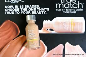 as it name implies it promises to be the truest of the true match of your skin i somehow agree since it is available in 15 shades in 3 diffe