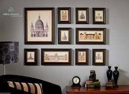 Displaying U0026 Grouping Wall Art  RoominateWall Picture Frames For Living Room