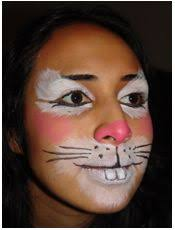Small Picture 17 best Rabbit face paint HOP images on Pinterest Face