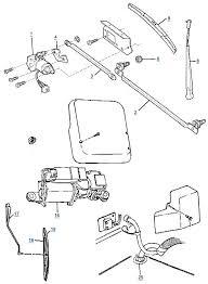 yj wrangler wiper parts 4 wheel parts 4 Wire Wiper Motor Wiring Rear Wiper Motor Wiring Diagram #25