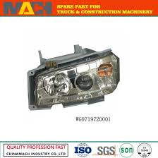 Truck Quotes Awesome China Price List HOWO Truck Cabin Parts Head Lamp R Wg48