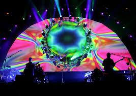 Brit Floyd Light Show