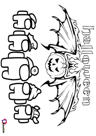 Check out among us guide on how to get halloween hats (skins & costumes). Among Us Halloween Coloring Pages Cartoon Coloring Pages Halloween Coloring Coloring Pages