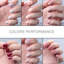 Gellen Gel Polish Color Chart Gellen Nail Polish Review Choices From Over 300 Colors