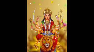 Android Phone Wallpaper Durga Photo