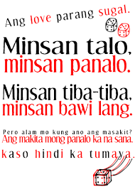 Funny Tagalog Quotes About Beauty Best of Pinoy Love Quotes Jokes Hover Me