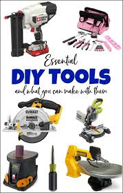 diy tools can be fun and necessary in any home whether you are a beginner