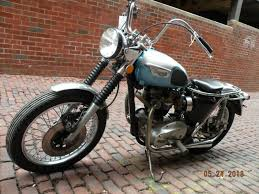 buy 1966 triumph bonneville t120 650 updated bobber on 2040 motos
