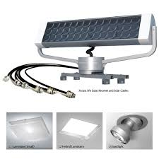 solar lighting system parans