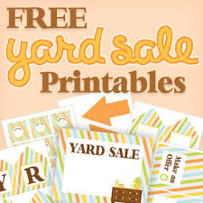 free garage sale signs garage sale sign ideas verywealth club