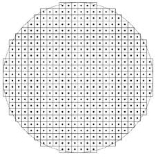 Circle constant is a turn; Cartesian Pixel Grid For Computing Art Moments Download Scientific Diagram
