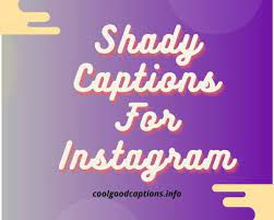 These 18 captions are the perfect accompaniment to your shade pic of the day. 77 Shady Captions For Instagram Is Cool Way To Deal Your Ex Haters